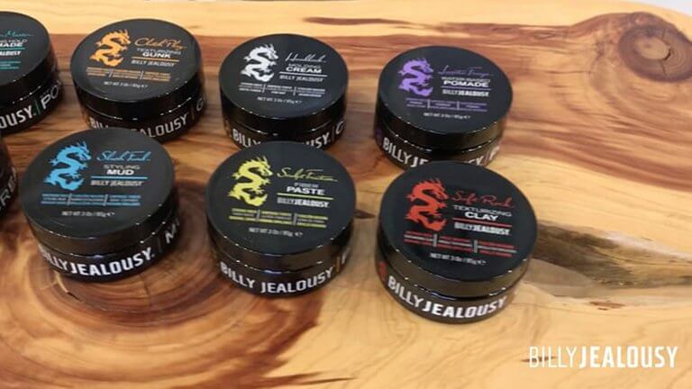Billy Jealousy Hair Product Pucks