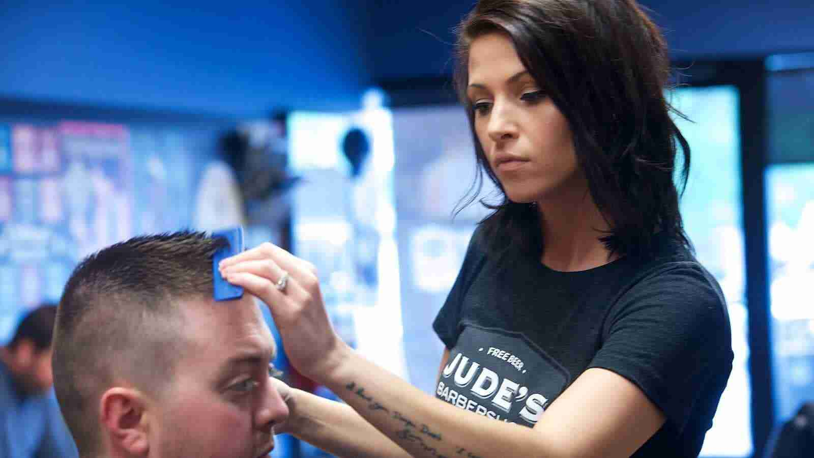 Jude's Barbershop - Haircuts for Men