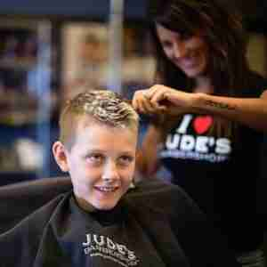 Boys Haircut Judes Barber Shop