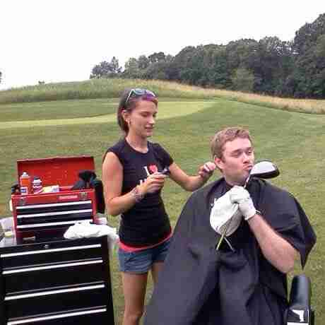 Judes-Barber-Shop-Golf-Outing-Mens-Haircut