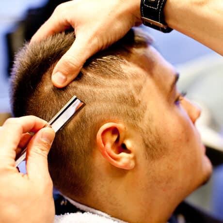 Hair-Design-razor Judes-Barbershop