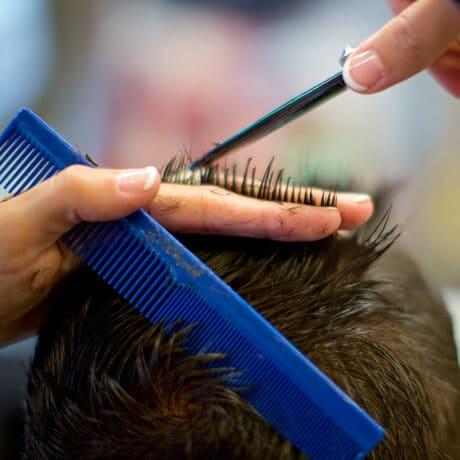 Men's-Haircut Judes-Barbershop