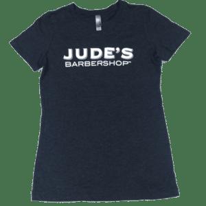 women's-Jude's-logo tshirt