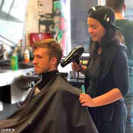 nearest barber shop