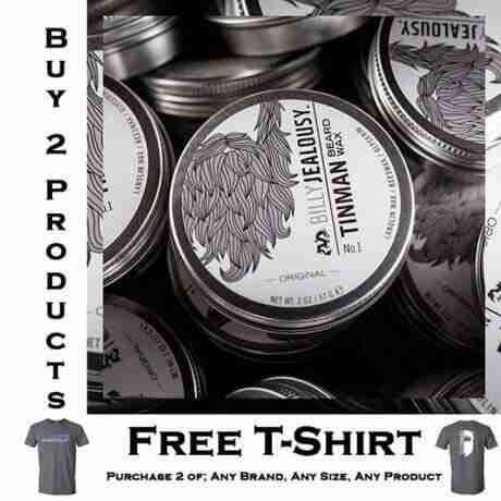 Free t-shirt Jude's Barbershop