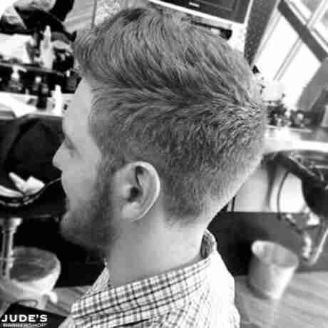man haircuts