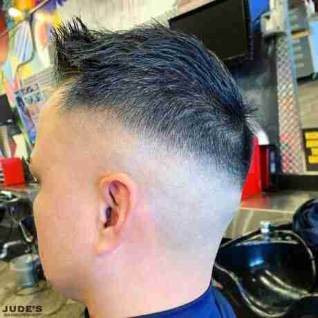 high fade haircut grand rapids