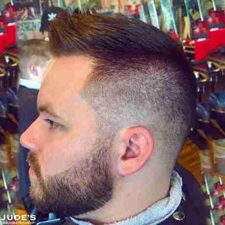 mens haircut grand rapids