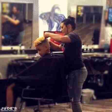 mens barber shop