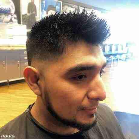 fade haircut standale