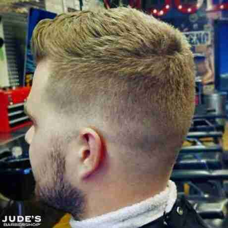 mens haircuts standale
