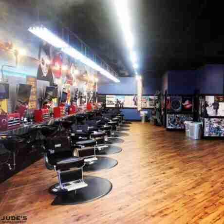 Jude's Barbershop Traverse City barber shops near me