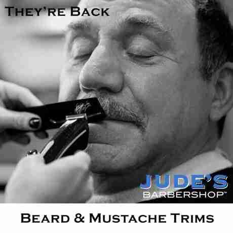Beard-Trim Mustache-Trim