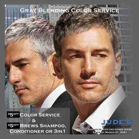 Gray-Blending-Color-Service
