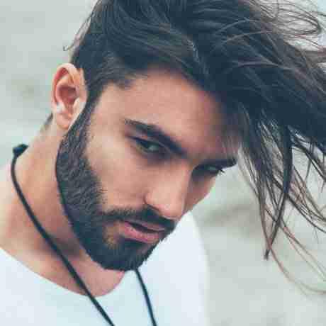 Mans Haircut