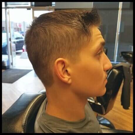 Boys Haircut Judes Barbershop Alpine