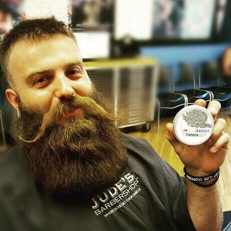 Judes Barbershop Alpine Mens Haircut Beard Trim