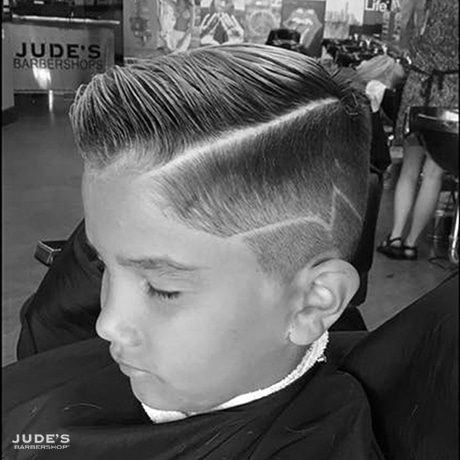 Jude's Barbershop Caledonia-Cool Boys Hair-Design