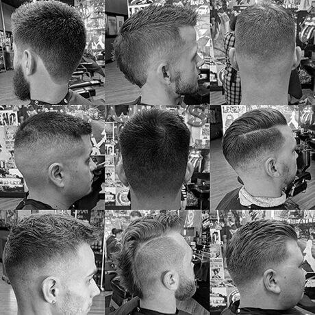 Men's Haircuts East Paris Kentwood Judes Barber Shop