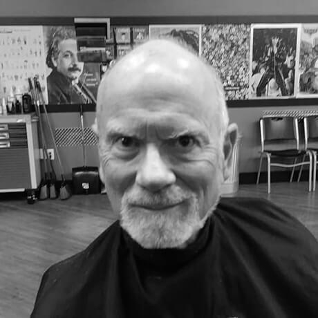 Mens Beard Trim Haircut Judes Barber Shop West Main Kalamazoo