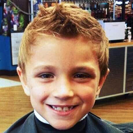 Boys Haircut Judes Barber Shop Portage