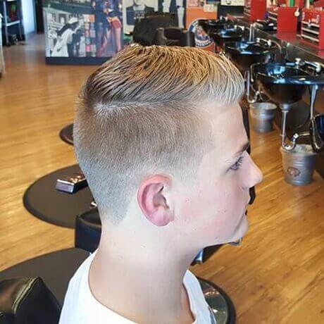 Mens Haircut Judes Barber Shop Zeeland